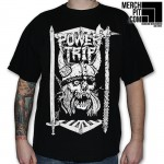 Power Trip - Viking Skull - T-Shirt