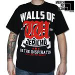 Walls Of Jericho - Inspiration - T-Shirt