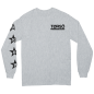 Mobile Preview: TORSÖ ´You'll Never Break Me - Sports Grey Longsleeve