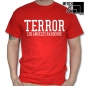 Preview: Terror - Always The Hard Way - T-Shirt