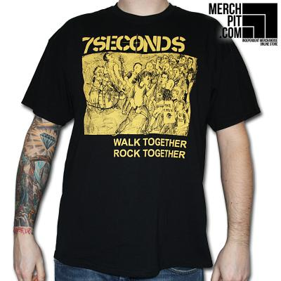 7 SECONDS ´Rock Together´ [Shirt]