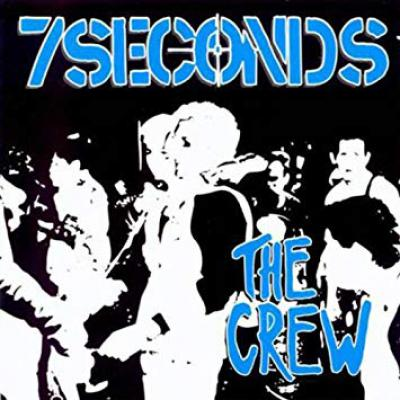 7 SECONDS ´The Crew´ LP
