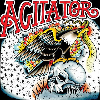 AGITATOR ´Bleak´ [LP]