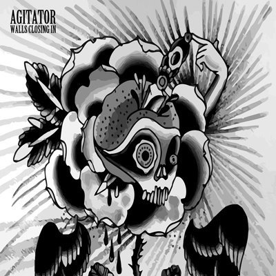 "AGITATOR ´Walls Closing In´ [7""]"