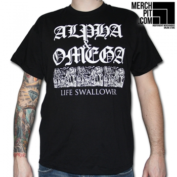 ALPHA & OMEGA ´Life Swallower´ [Shirt]