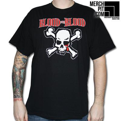 BLOOD FOR BLOOD ´Skull´ [Shirt]