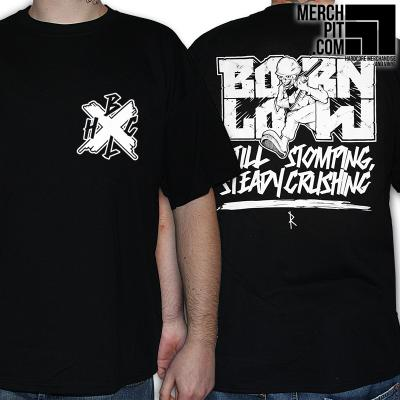 BORN LOW ´Stomping´ [Shirt]