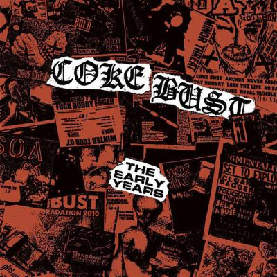 COKE BUST ´The Early Years´ [LP]