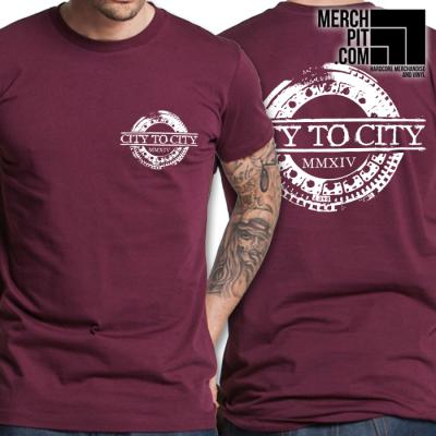 City To City - MMXIV - T-Shirt