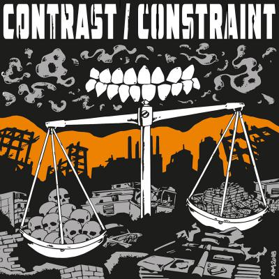 CONTRAST / CONSTRAINT ´LDB VOL.1´ 7""