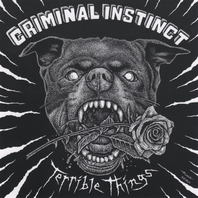 CRIMINAL INSTINCT ´Terrible Things´ [LP]