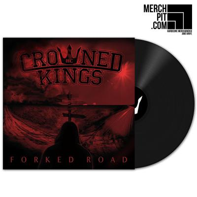 Crowned Kings - Forked Road - LP