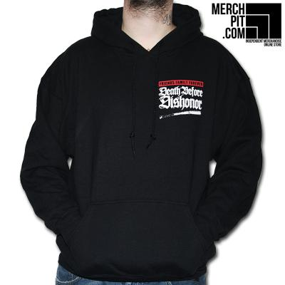 Death Before Dishonor - Live Shot - Hoodie