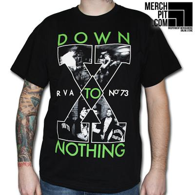 Down To Nothing - No. 73 - T-Shirt