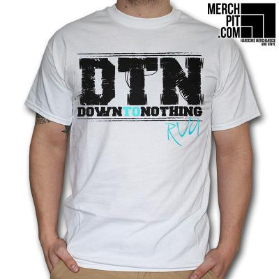 Down To Nothing - RVA - T-Shirt