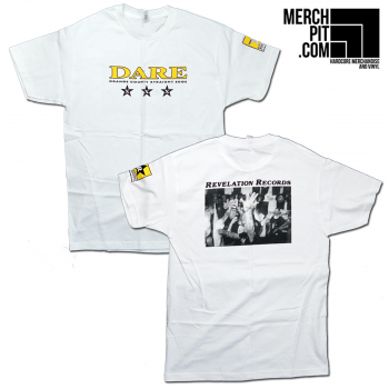 DARE ´O.C. Straight Edge´ T-Shirt
