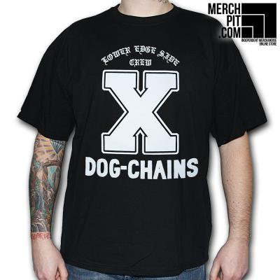 Dogchains - Lower Edge Side - T-Shirt