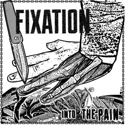 "FIXATION ´Into The Pain´ [7""flexi]"