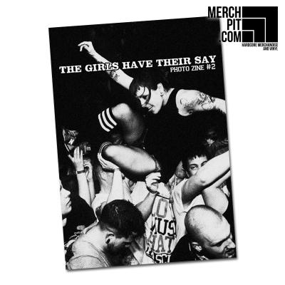 THE GIRLS HAVE THEIR SAY #2 - Fanzine