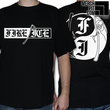 Fire & Ice - Reaper - T-Shirt