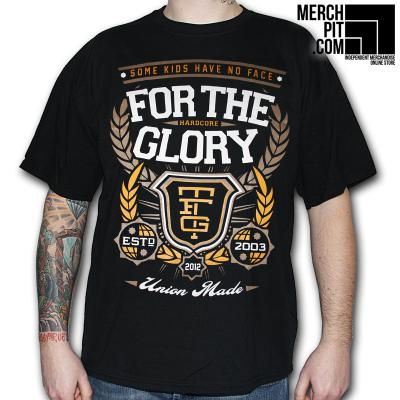 For The Glory - Some Kids - T-Shirt
