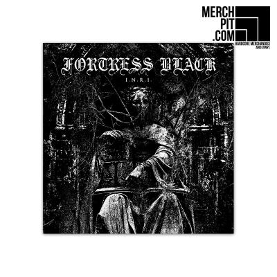 Fortress Black - INRI - CD