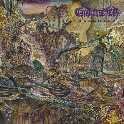 GATECREEPER ´Deserted´ [LP]