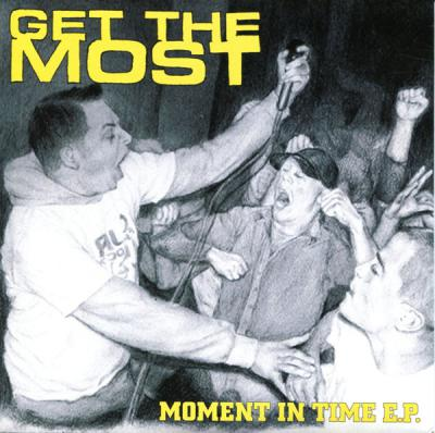 "GET THE MOST ´Moment In Time´ [7""]"