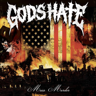 GOD`S HATE ´Mass Murder´ [LP]