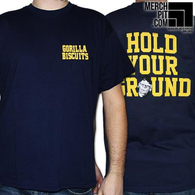 GORILLA BISCUITS ´GB Pocket´ [Shirt]