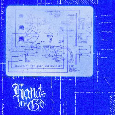 HANDS OF GOD ´Blueprint For Self Destruction´ [LP]