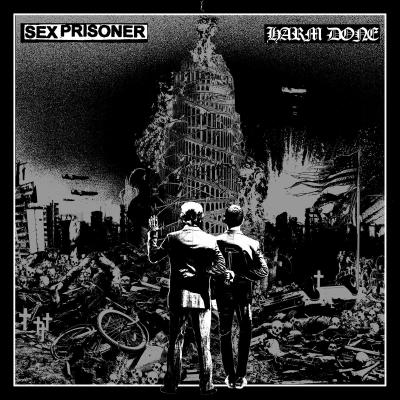 HARM DONE & SEX PRISONER ´Split´ [LP]