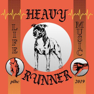 HEAVY RUNNER ´Life Music´ [LP]