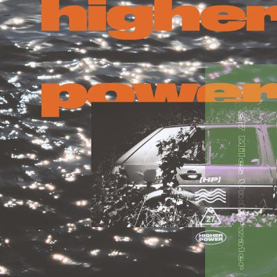 HIGHER POWER ´27 Miles Underwater´ - LP