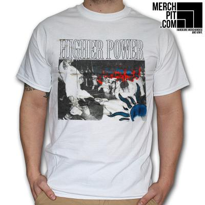 Higher Power - Live Pic - T-Shirt