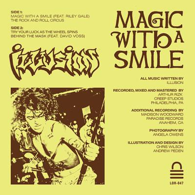"ILLUSION ´Magic With A Smile´ [7""]"