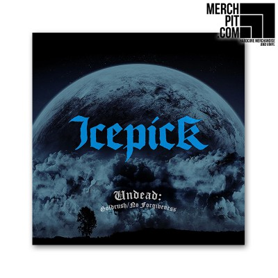 Icepick - Goldrush/No Forgiveness - LP