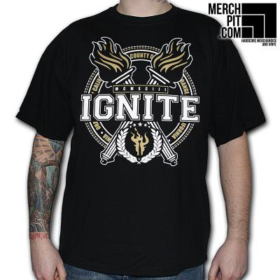 Ignite - Torches - T-Shirt
