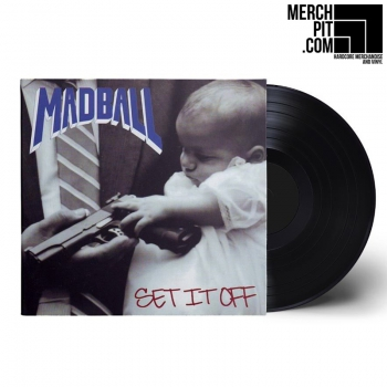 Madball - Set It Off [LP]