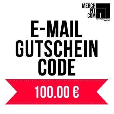 MERCHPIT - E-Mail Voucher - 100 €