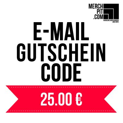 MERCHPIT - E-Mail Voucher - 25 €