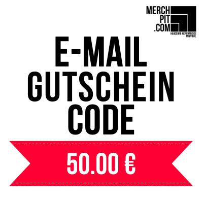 MERCHPIT - E-Mail Voucher - 50 €