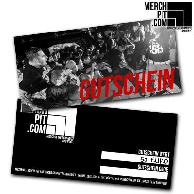 MERCHPIT - Gift Card - 50 €