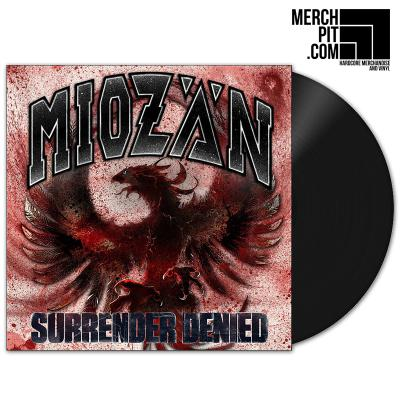 MIOZÄN ´Surrender Denied´ [LP]