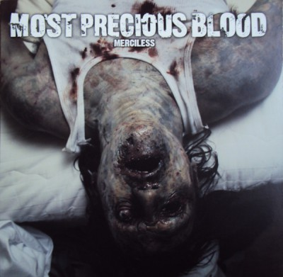 MOST PRECIOUS BLOOD ´Merciless´ [LP]