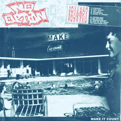 NO OPTION ´Make It Count´ [LP]