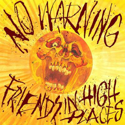 "NO WARNING ´Friends In Higher Places´ [7"" Flexi]"