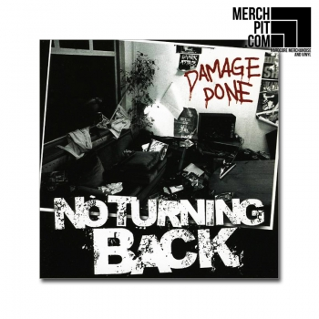 No Turning Back - Damage Done - LP