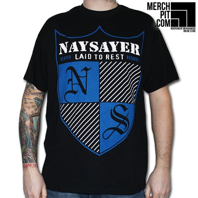 Naysayer - Laid To Rest - T-Shirt