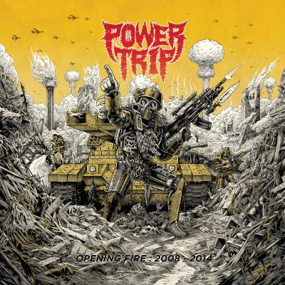 POWER TRIP ´The Opening Fire:2008-2014´ [LP]